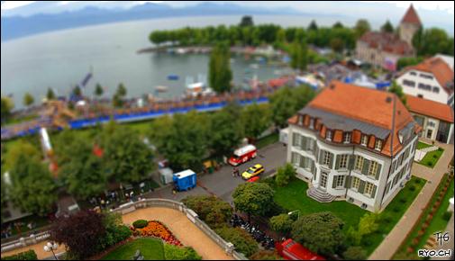 Mini Lausanne